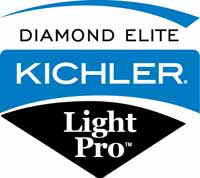 Kichler Diamond Elite Light Pro Logo