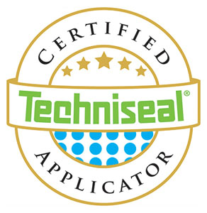 Techniseal Certified Applicator
