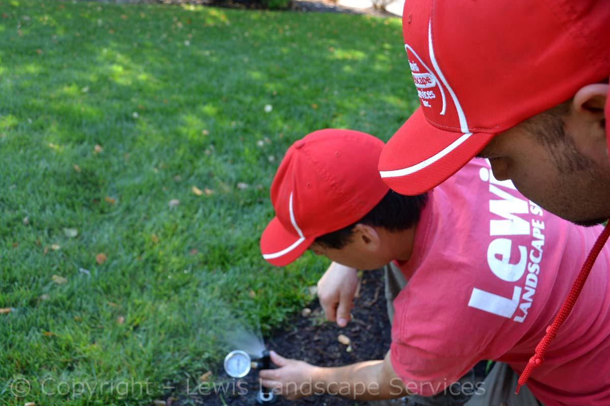 Sprinkler Repair Portland Oregon