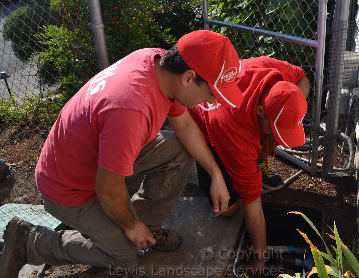 Sprinkler Repair Service Portland