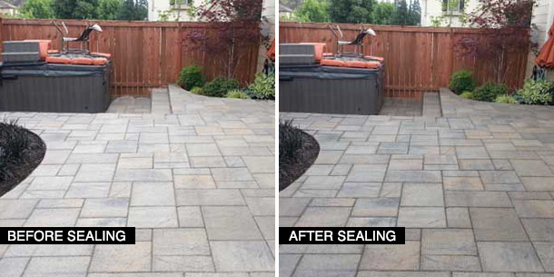 Lewis Landscape Services | Patio Sealing Portland Oregon – Paver ...