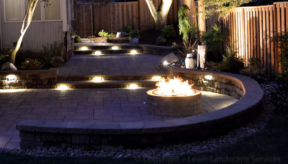 Outdoor Living Areas Portland Oregon