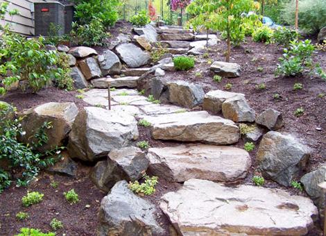 Lewis Landscape Services Inc Beaverton Oregon Custom