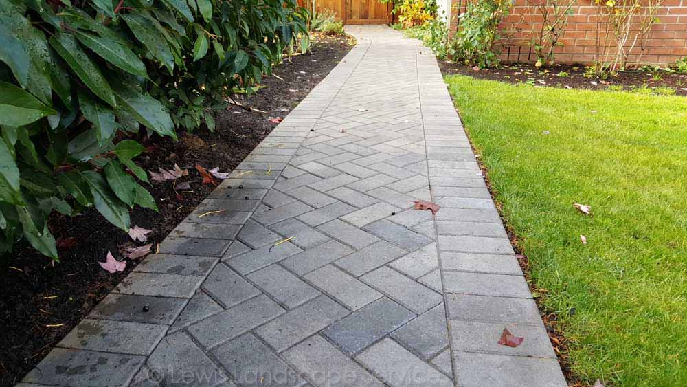 Paver Patio in Lake Oswego, OR