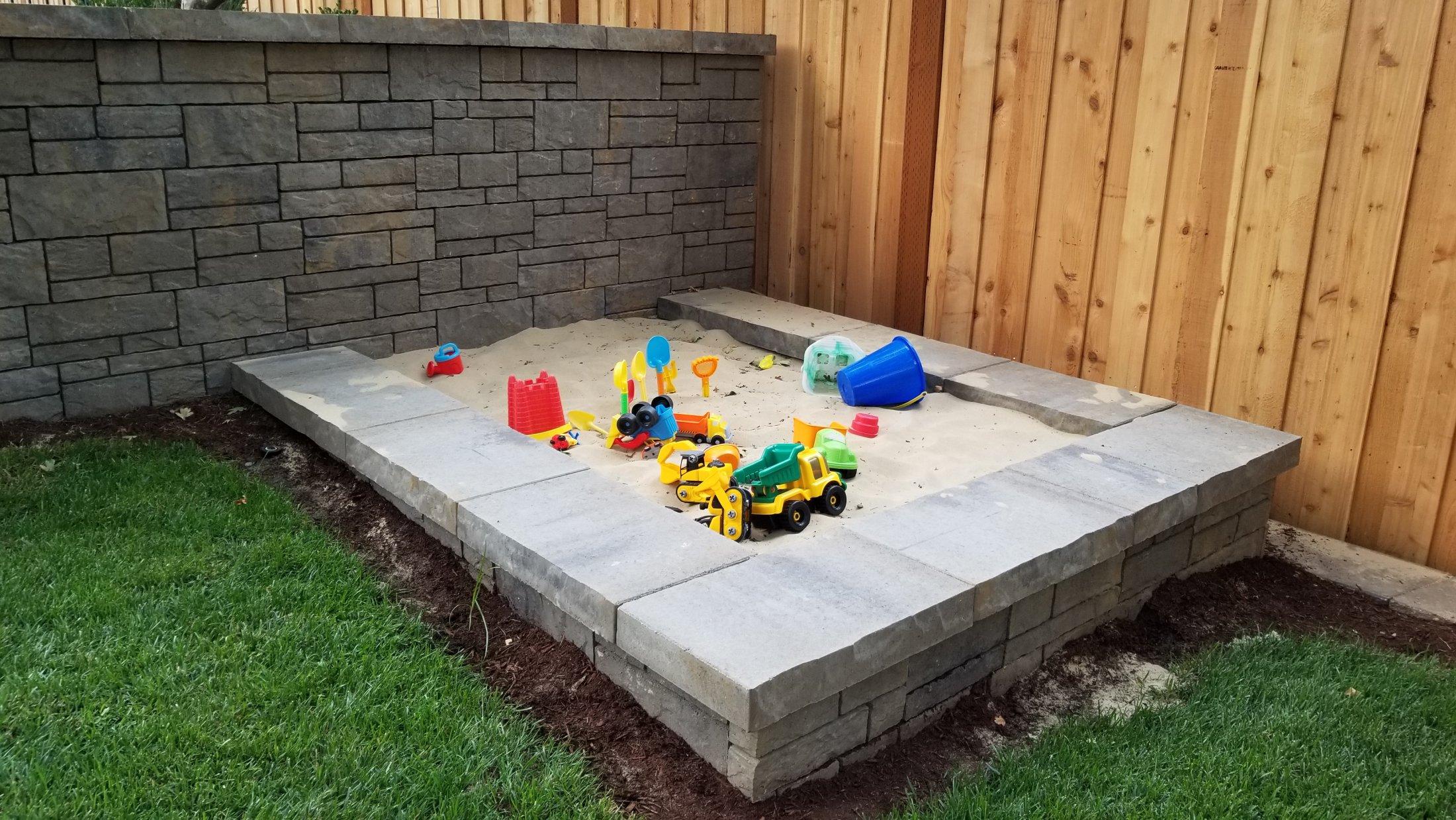 Kids Sand Box