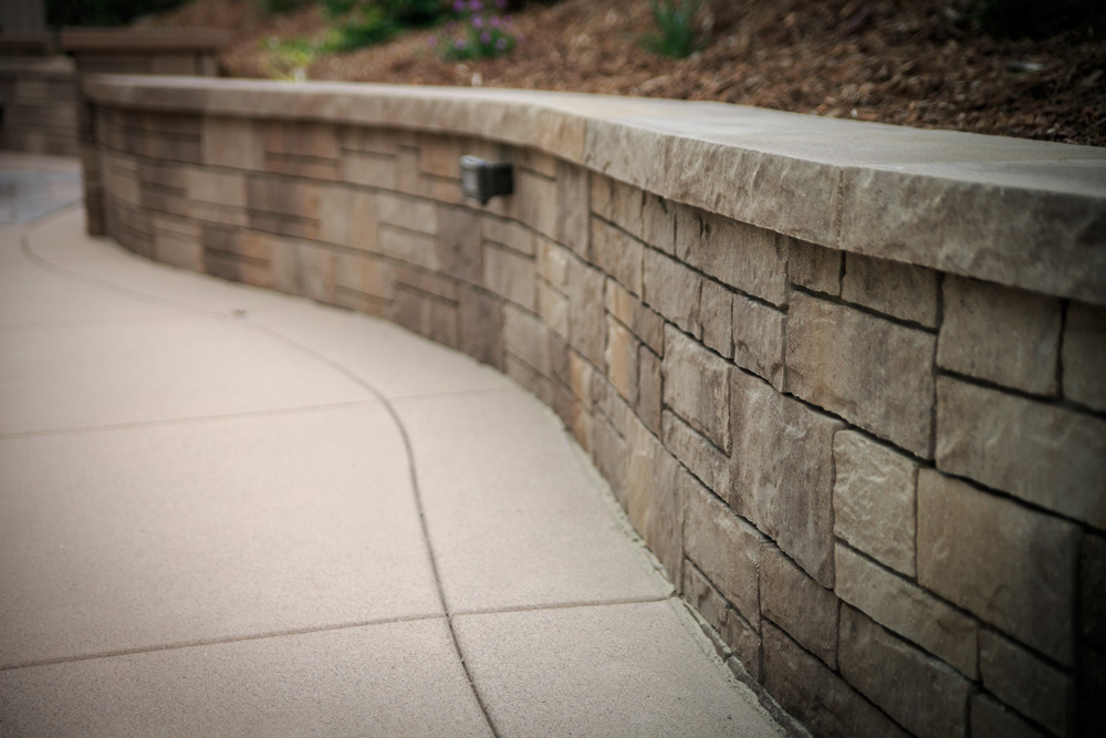 Tandem Wall by Belgard