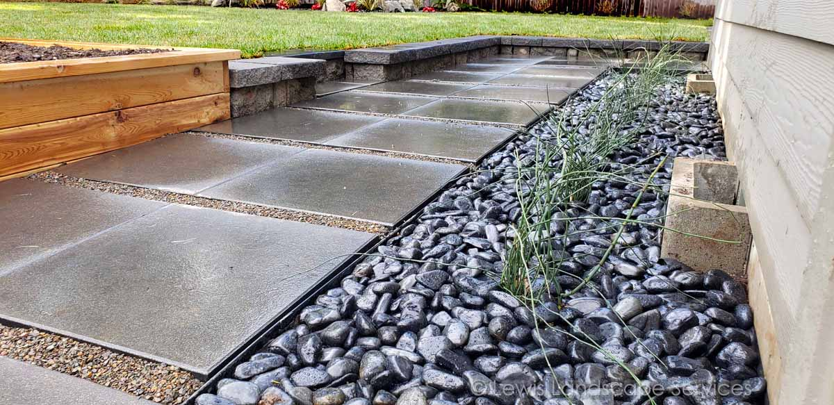 Paver Pathway in Tigard, OR