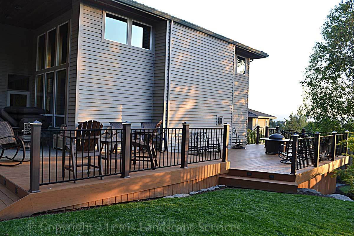 TimberTech Decking from one of our installations in Tigard, Oregon