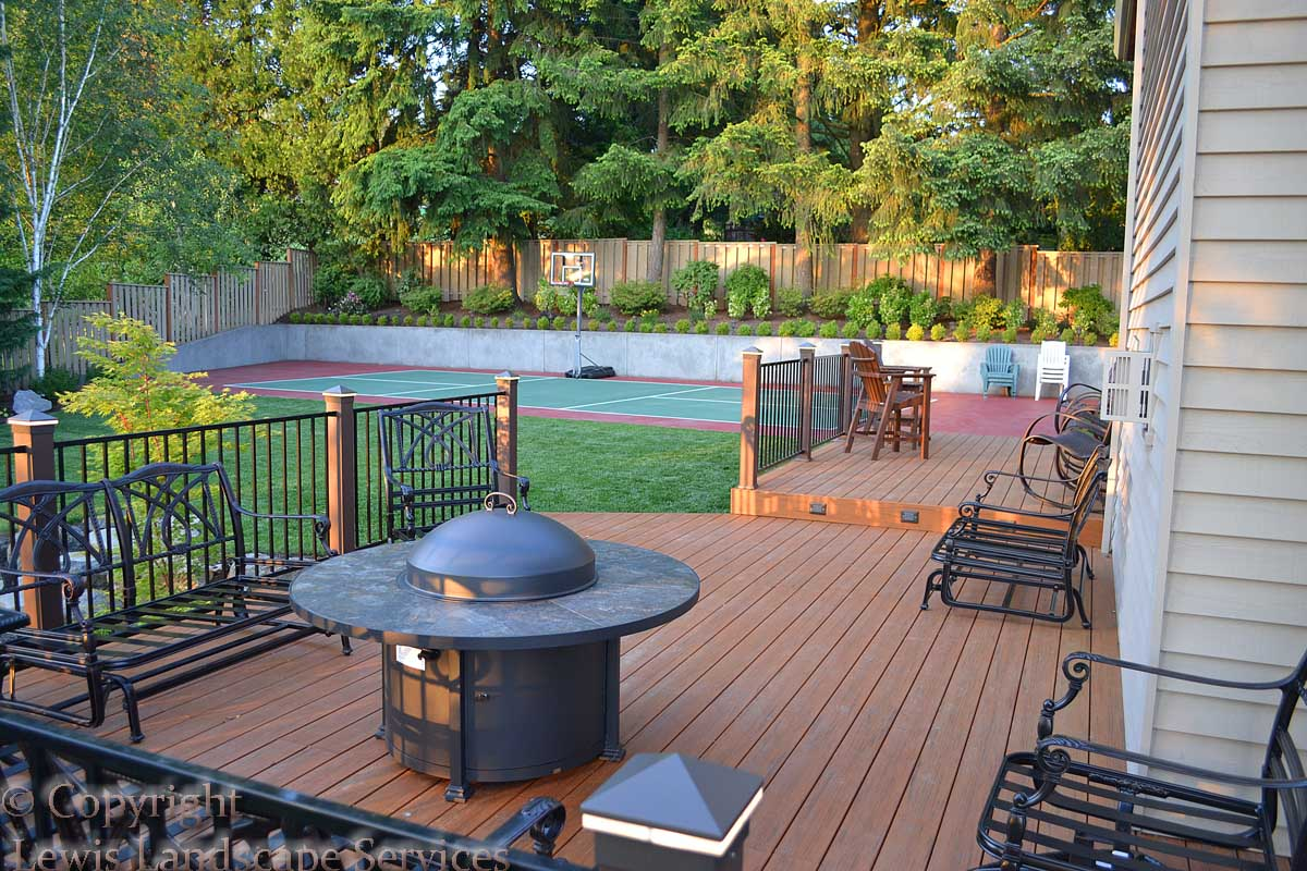 TimberTech Decking Installation in Tigard, OR