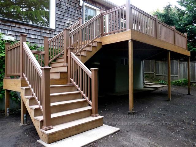 TimberTech Deck & Railing