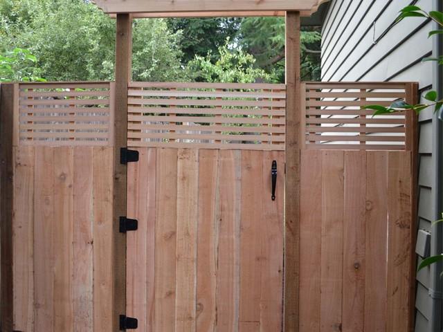 Custom Fence, Gate & Arbor