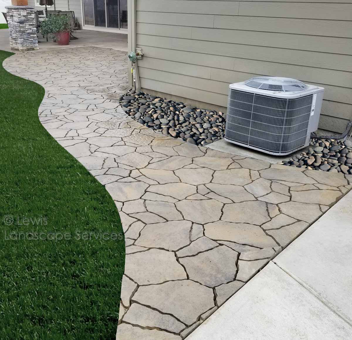 Paver Pathway in Hillsboro, OR