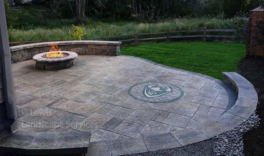 Custom Installed Outdoor Living Space Elements