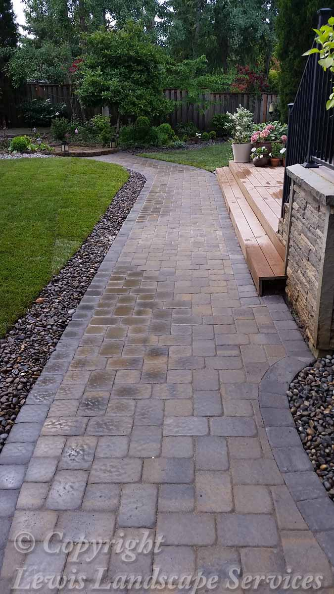 Paver Pathway in Tualatin, OR