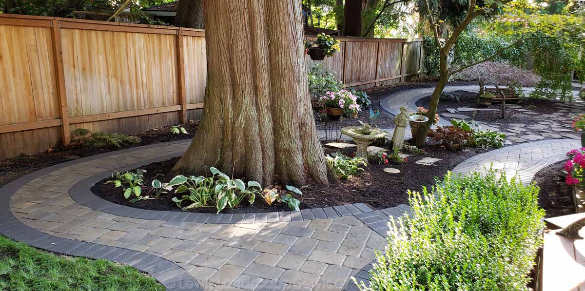 Paver Pathways in Tigard, OR