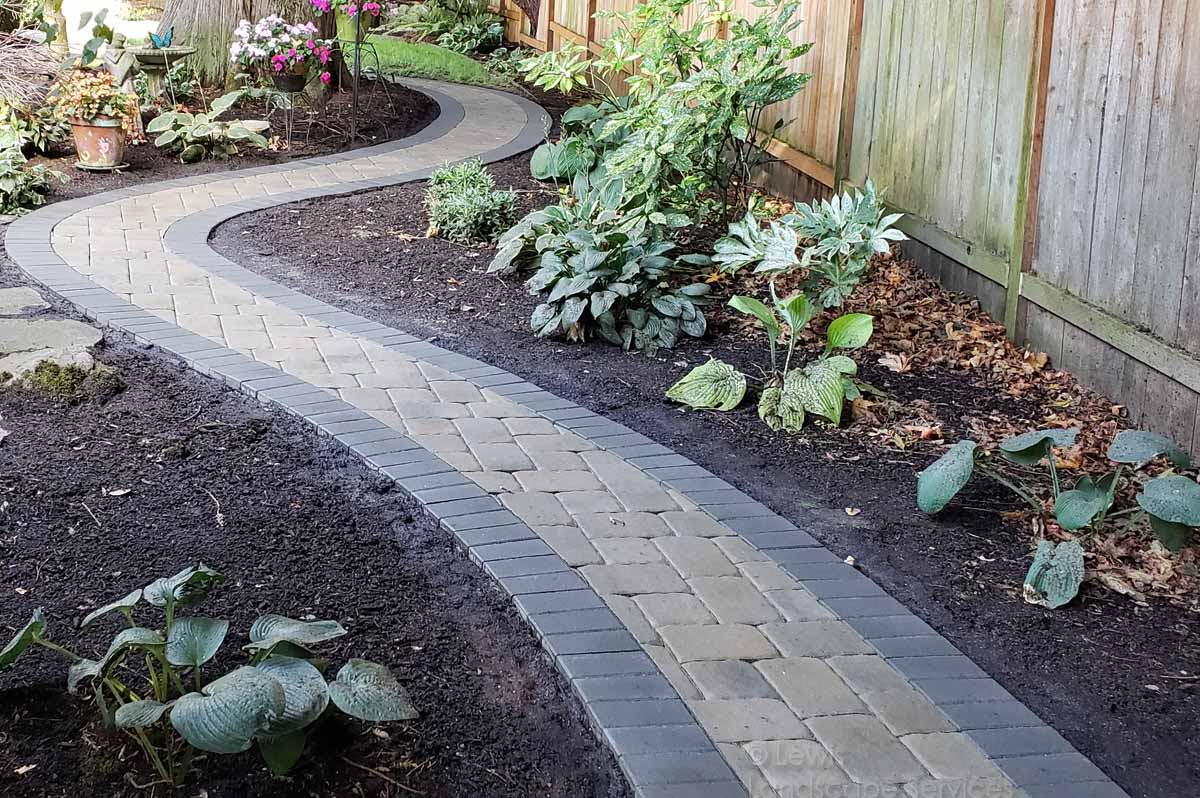 Paver Pathways, Tigard OR