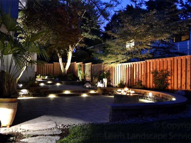 Lewis Landscape Services | Outdoor Living Spaces Portland ... on Outdoor Living And Landscapes id=81601