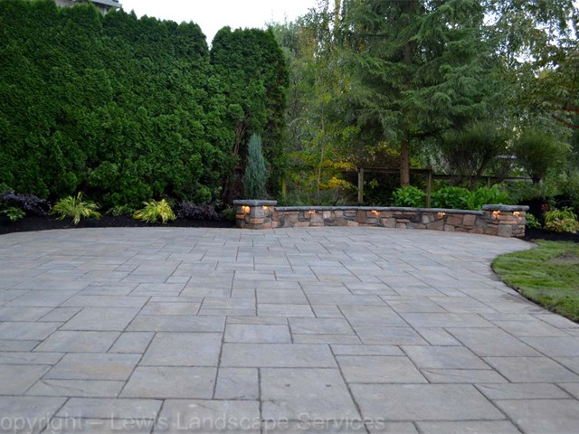 Custom Paver Patios