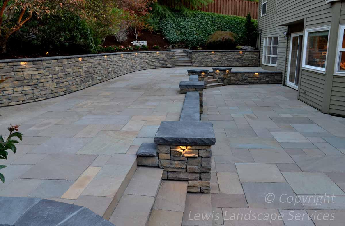 Beautiful Stone & Patio Work