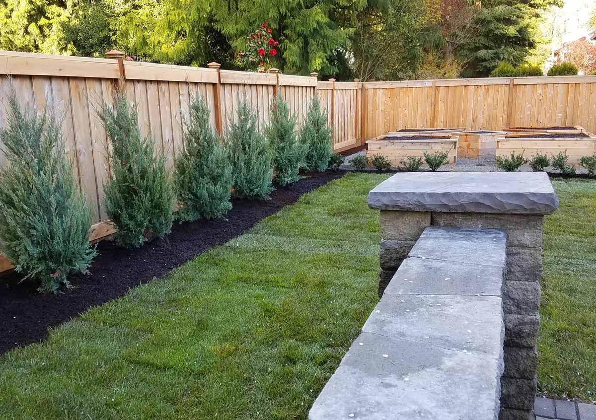 Planting, Raised Garden Beds