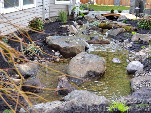 Natural Streambeds
