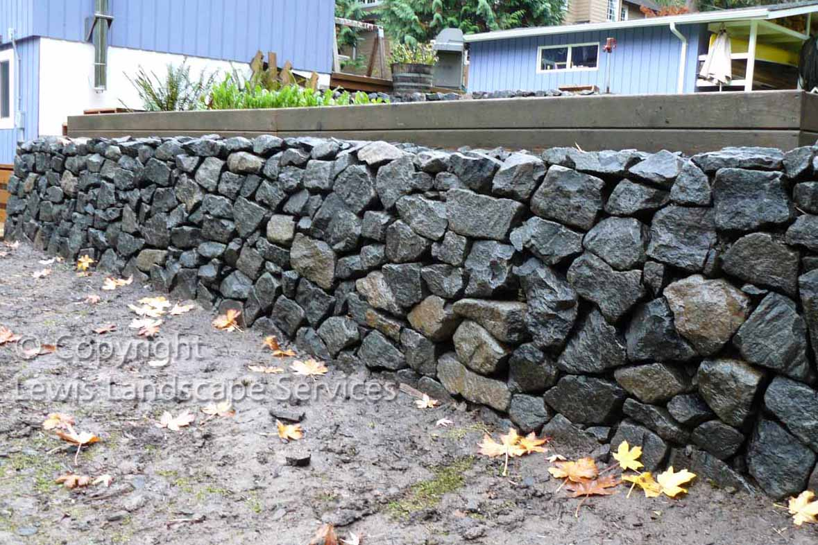 Basalt-rock-walls-steps-dobson-project-winter-2012 002