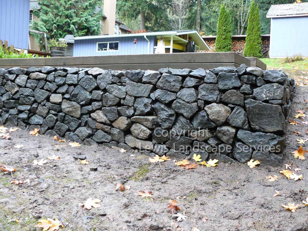 Basalt-rock-walls-steps-dobson-project-winter-2012 004