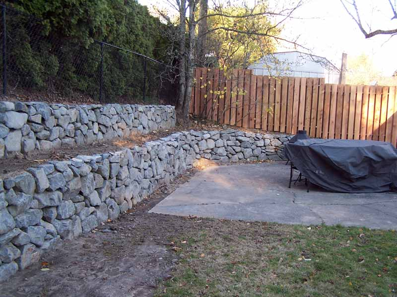 Before-after-new-rock-walls 001