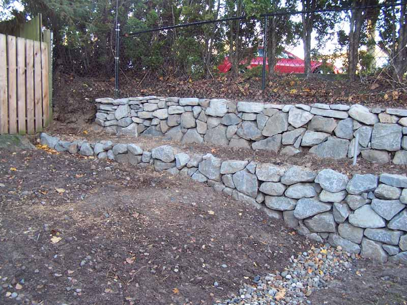 Before-after-new-rock-walls 003