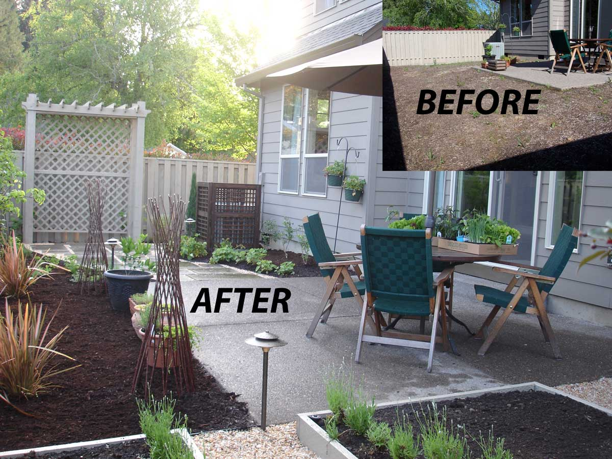 Before-after-ward-project-2009 004