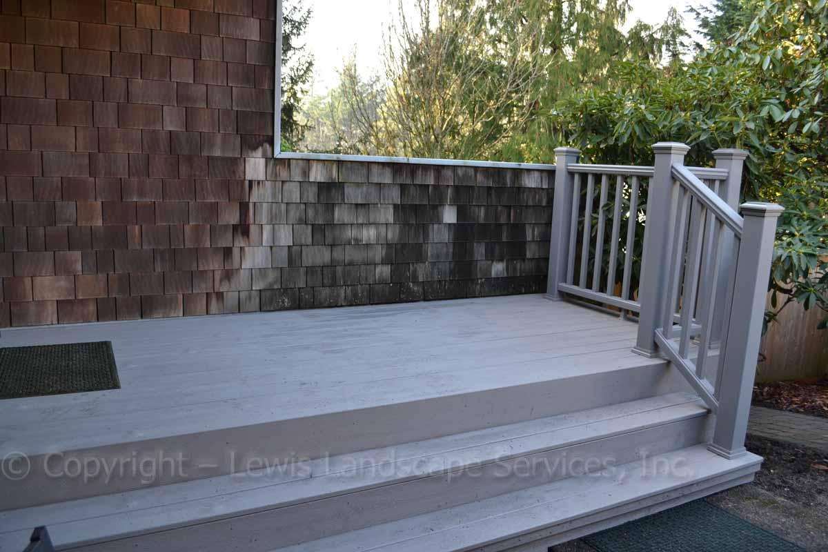 TimberTech Decking Installation in Portland, Oregon