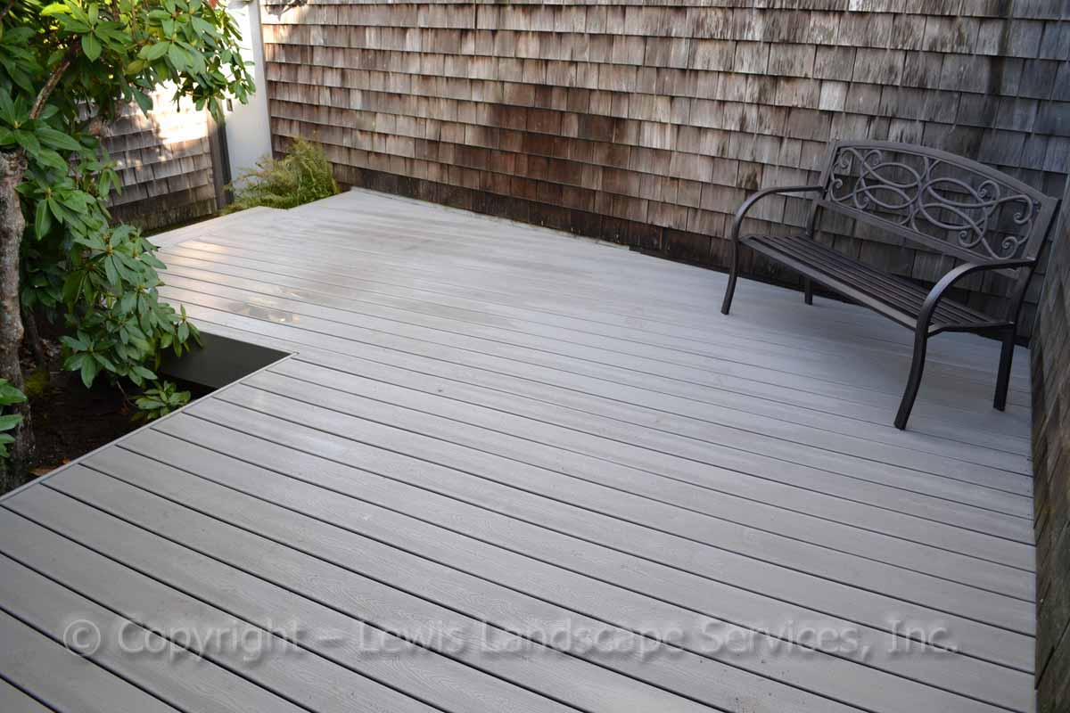 TimberTech Deck Installation we built in Portland, OR - Deck Builders