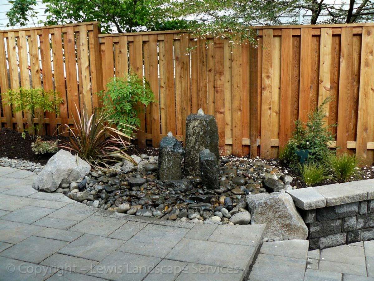 2013 - 3-Rock Bubbler Fountain