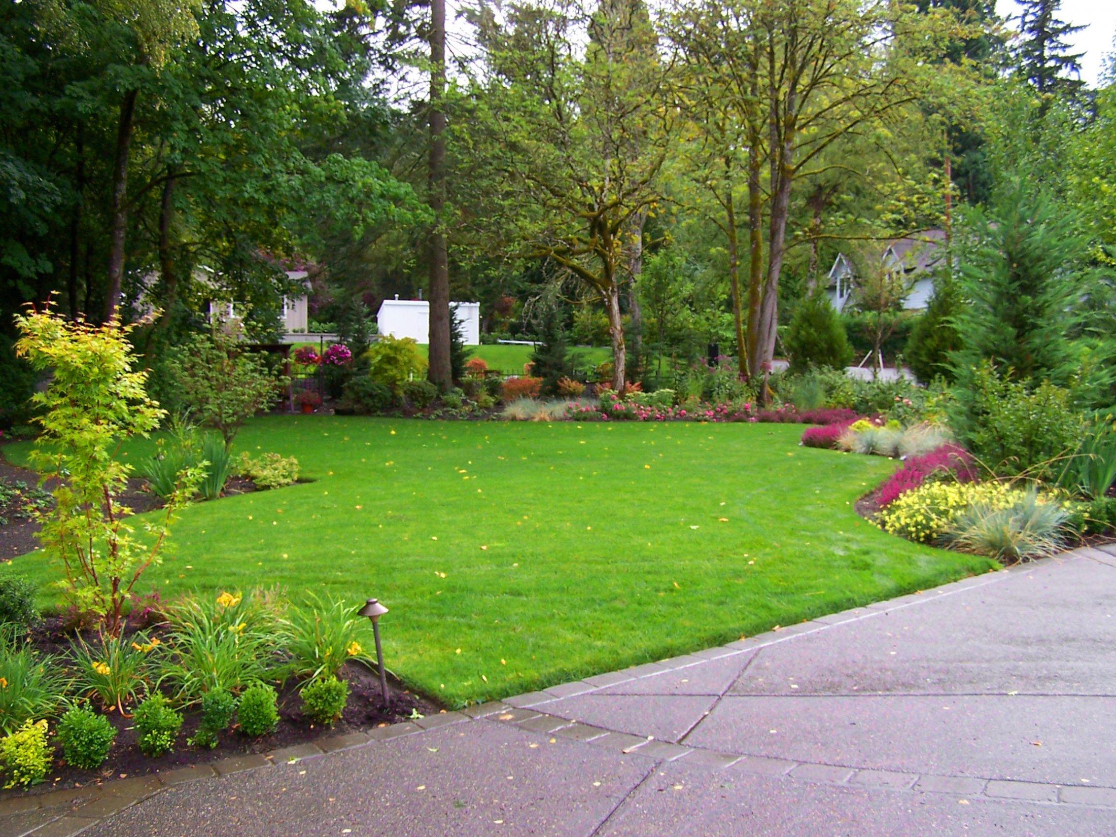 Creative Landscape Design & Installation