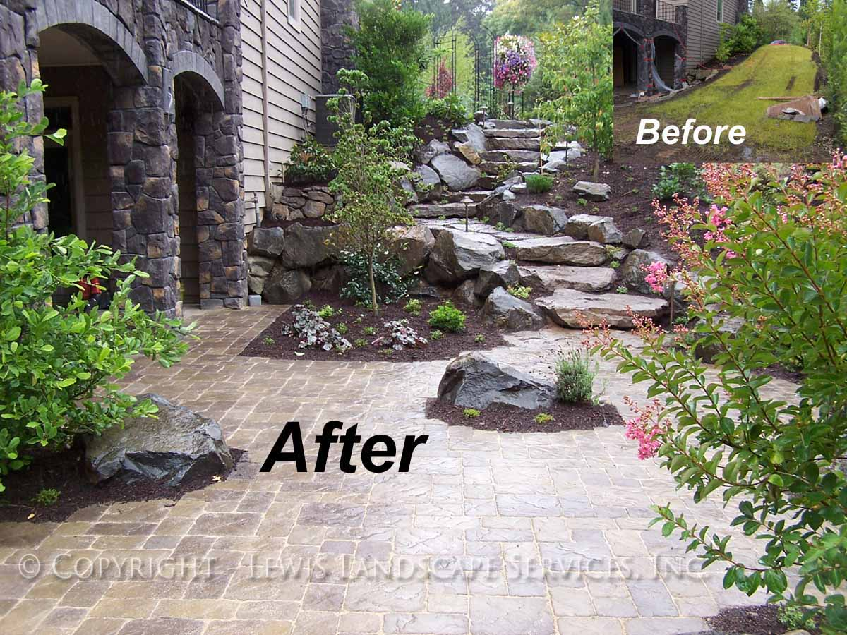 Before - After Photo