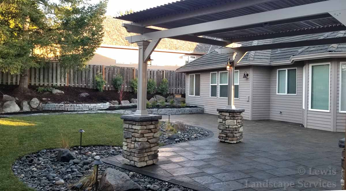 Motorized Louvered Pergola (Rain Proof When Shut)