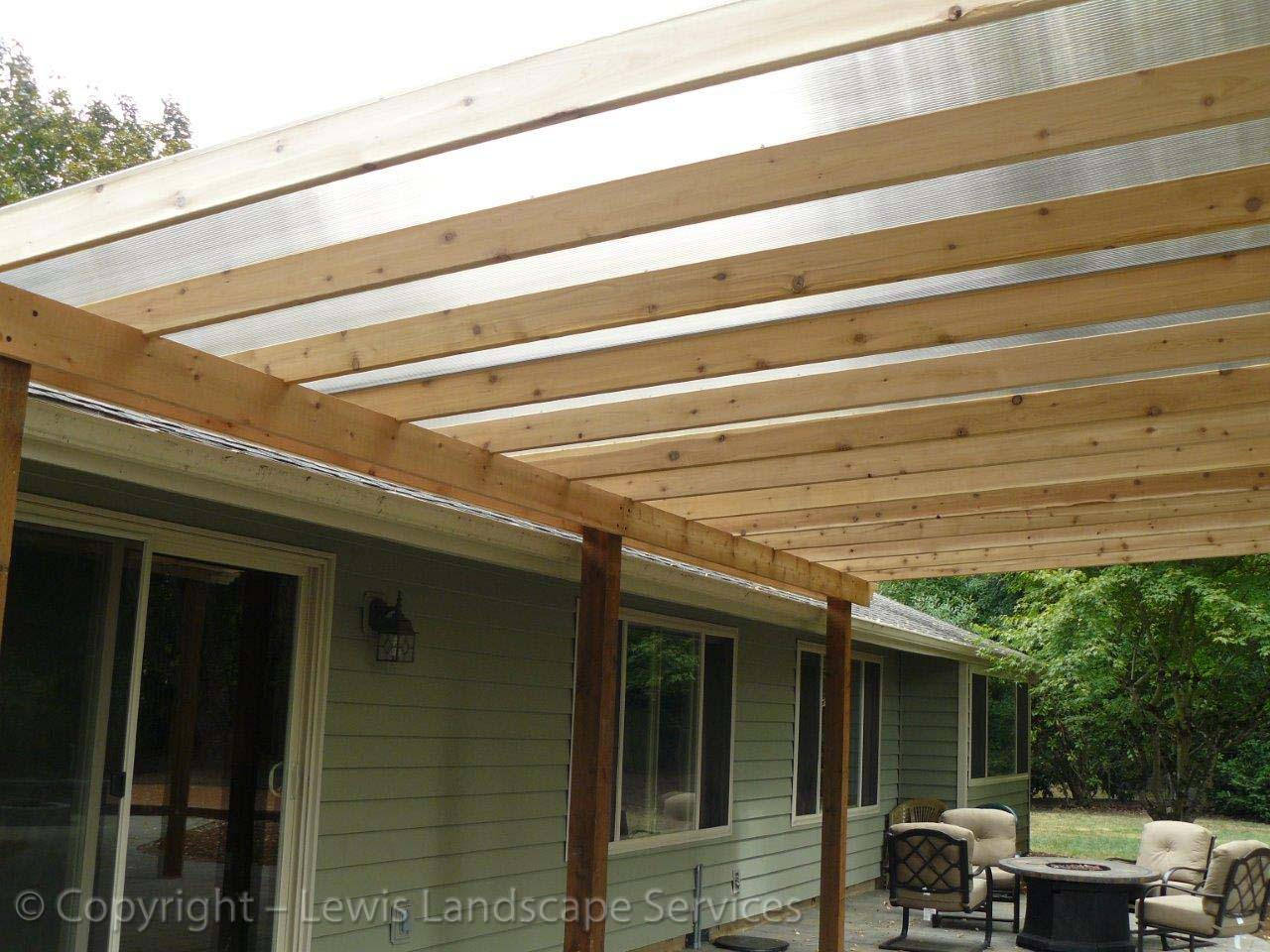 Outdoor-covered-structures-various-options-pergola-with-polycarbonate-roof 003