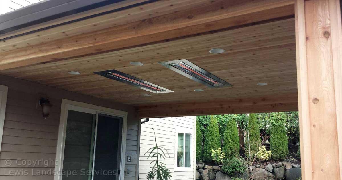 Built In Ceiling Heaters