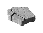 Paver Comes in Various Sizes, This Is One