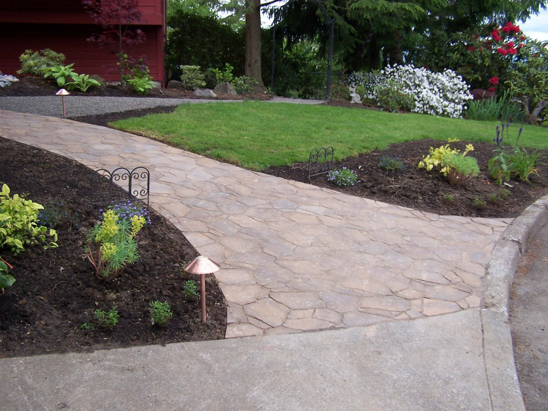Paver Pathways (Arbel Pavers by Belgard)