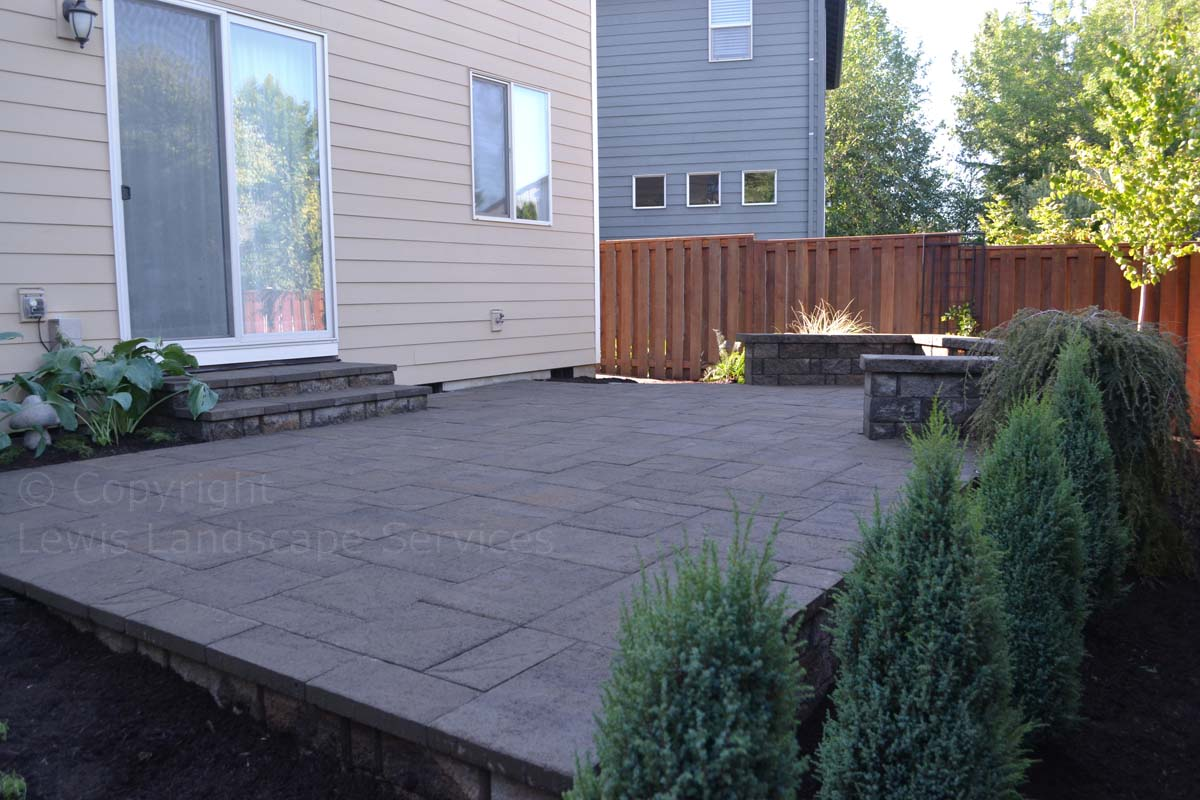Sometimes a Patio Has to Be Off the Ground. This is How It's Done.