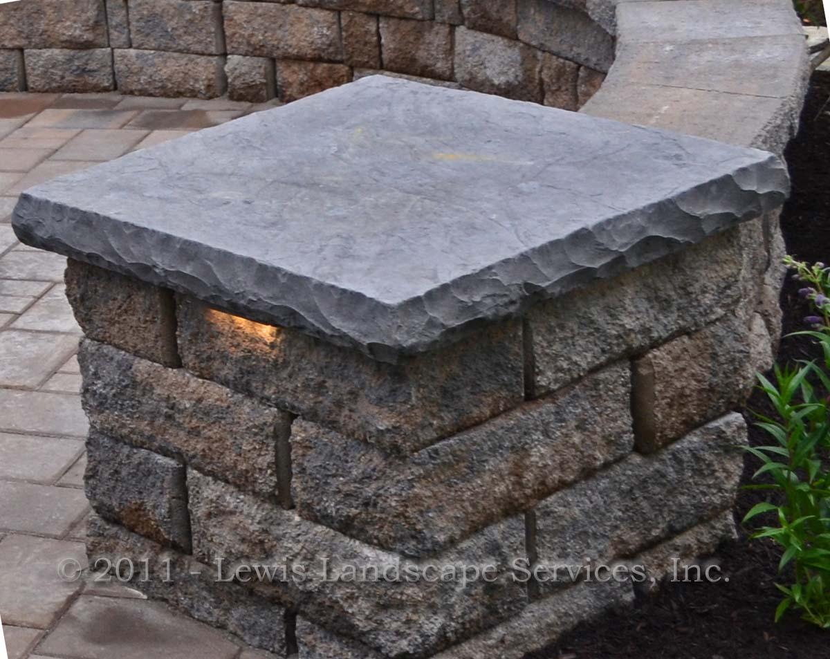 Seat-walls-courtyard-walls-columns-parker-project-summer-2011 003