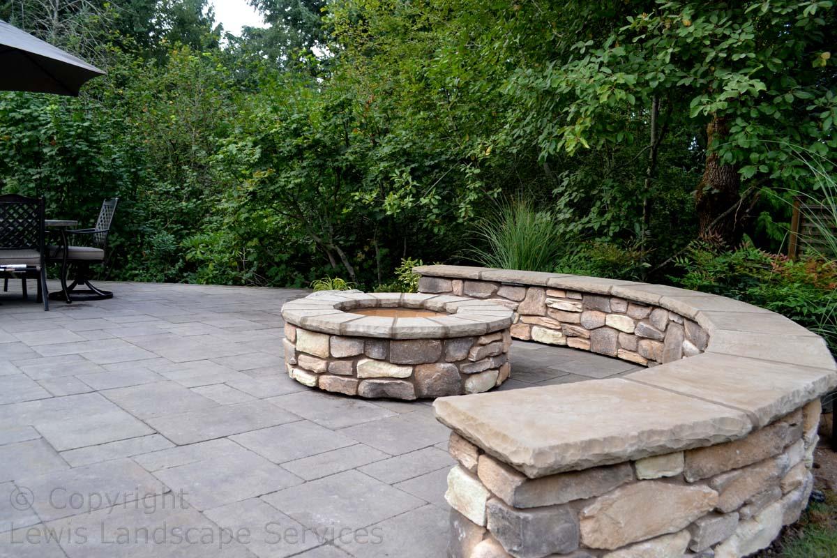 Seat-walls-courtyard-walls-columns-tomich-project-summer-14 003
