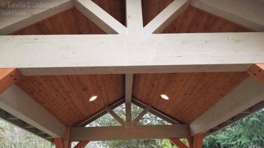 Gable & Ceiling Detail