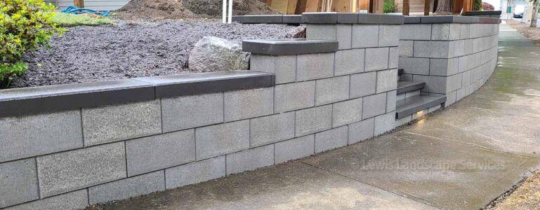 Beaverton Retaining Walls