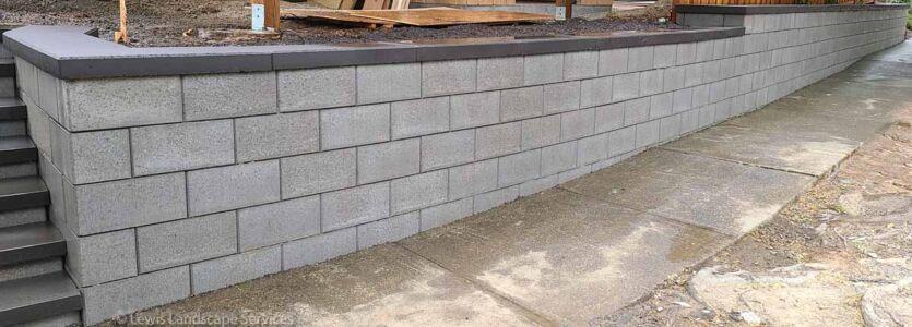 Retaining Walls in Beaverton Oregon