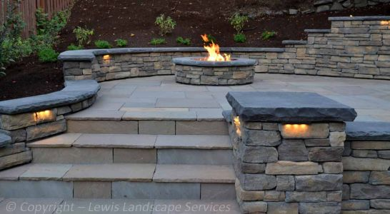 RafBest12Patio Made with Stone Pavers by Natural Paving USA