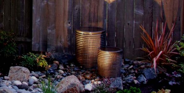 Decorative Pots Water Fountain