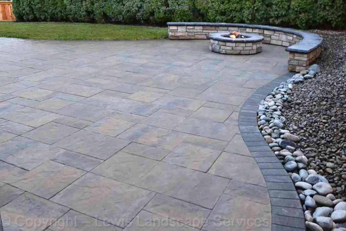Outdoor Living Spaces, Paver Patios, Paver Driveways & Pathways